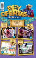 Ofertas de S-Mart, El Rey de las Ofertas- Díptico Periférico Belleza Reynosa