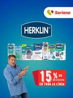 Ofertas de Herklin, Herklin 15% de descuento en toda la línea
