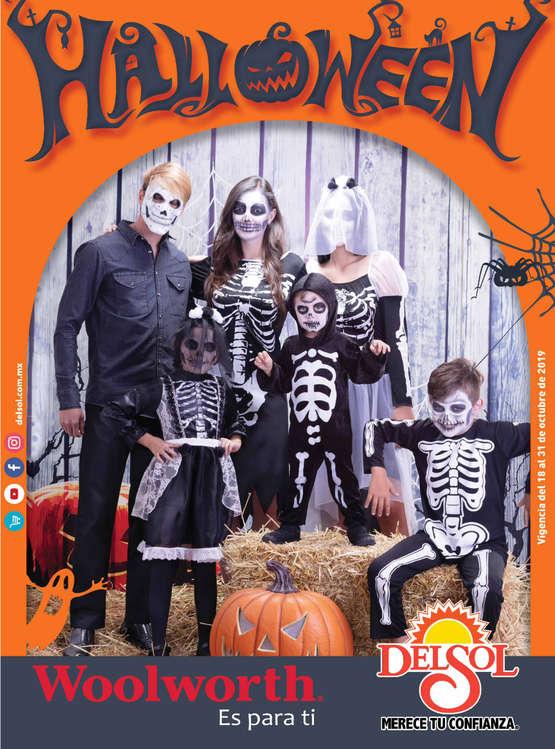 Ofertas de Woolworth, Halloween