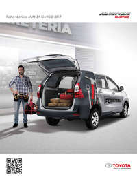 Toyota Avanza Cargo 2017