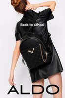Ofertas de Aldo, Back to school