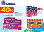 Ofertas de Farmacias Unión, Descuentos de enero