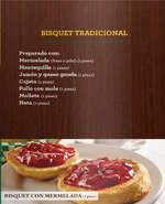 Ofertas de Los Bisquets Bisquets Obregón, Menú Los Bisquets de Obregón