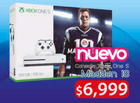 Xbox + Madden