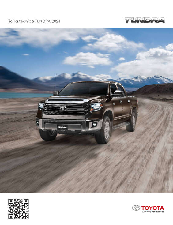 Ofertas de Toyota, Tundra