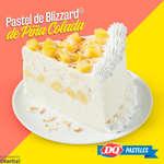 Ofertas de Dairy Queen, Pastel de Blizzard de Piña colada