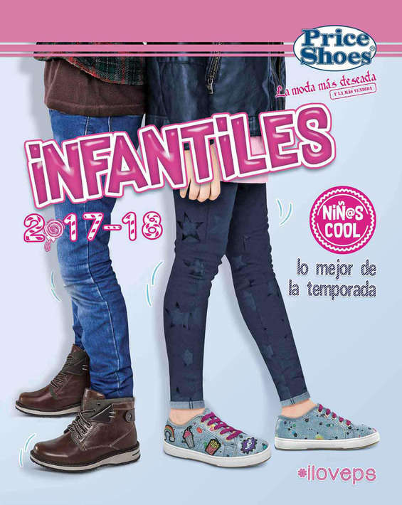 Ofertas de Price Shoes, Infantiles 2017-18