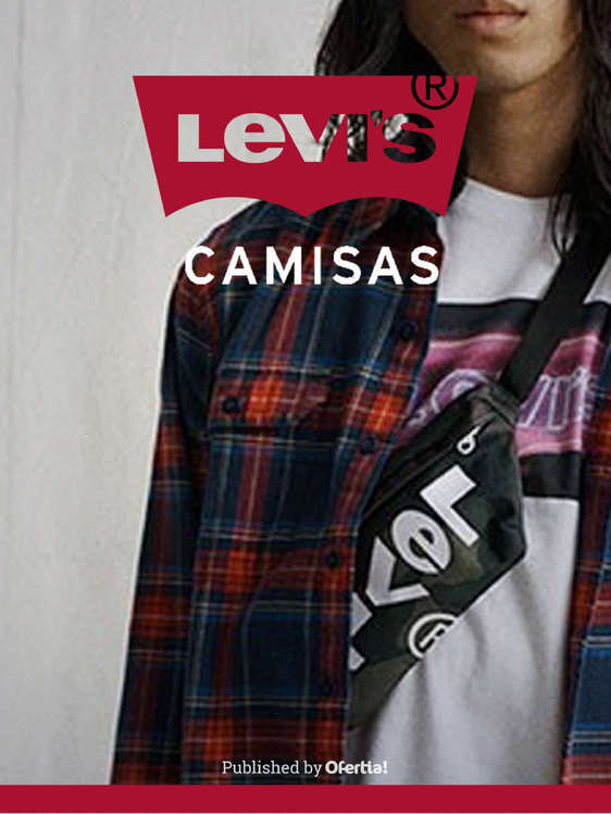 Ofertas de Levi's, Levi's camisas