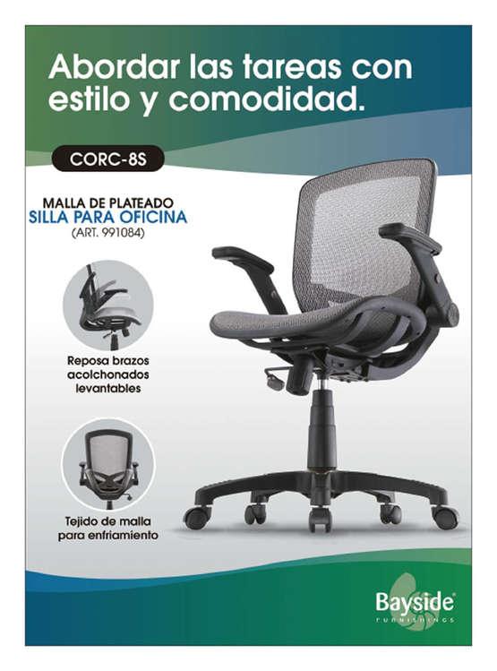 Sillas de oficina en Naucalpan de Juárez - Catálogos, ofertas y ...