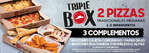 Ofertas de Pizza Hut, Triple box
