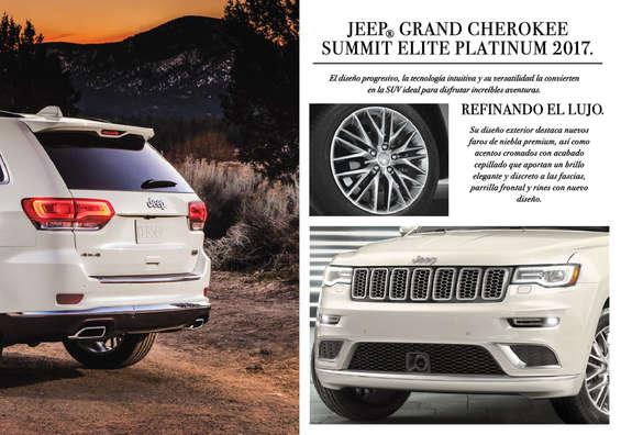 Ofertas de Jeep, Grand Cherokee 2017