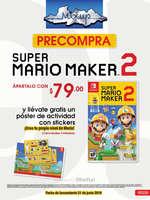 Ofertas de Mix Up, PRECOMPRA Super Mario Maker 2