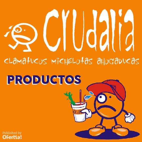 Ofertas de Crudalia, Nuestros Productos