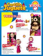 Ofertas de Del Sol, Castillo del juguete - Semanal