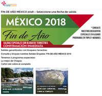 México Fin de año 2018
