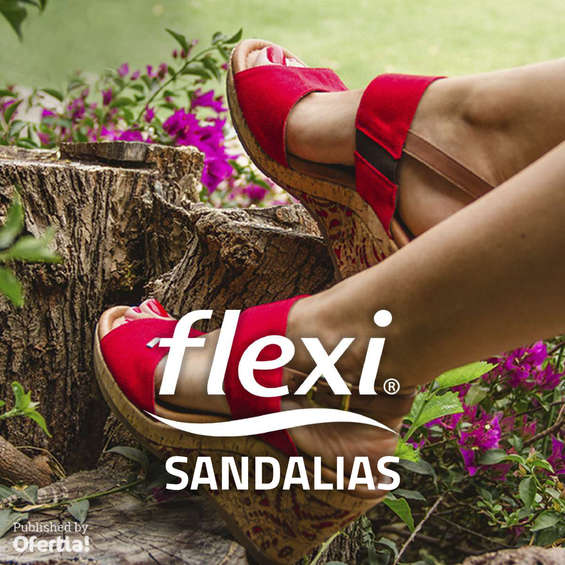 Ofertas de Flexi, Sandalias