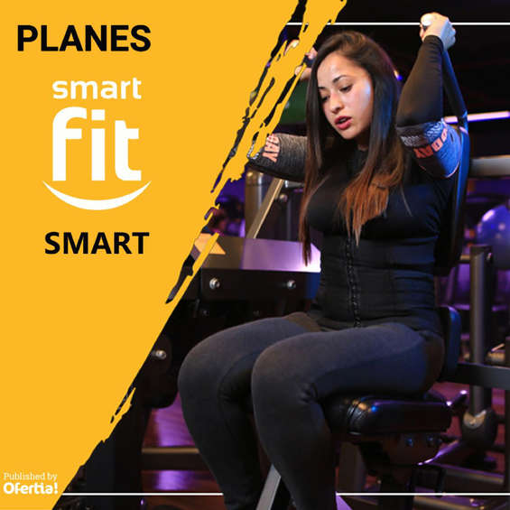 Ofertas de Smart Fit, Plan Smart