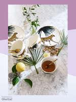 Vajillas porcelana en le n cat logos ofertas y tiendas for Ofertas vajillas porcelana
