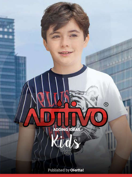 Ofertas de Aditivo, Kids