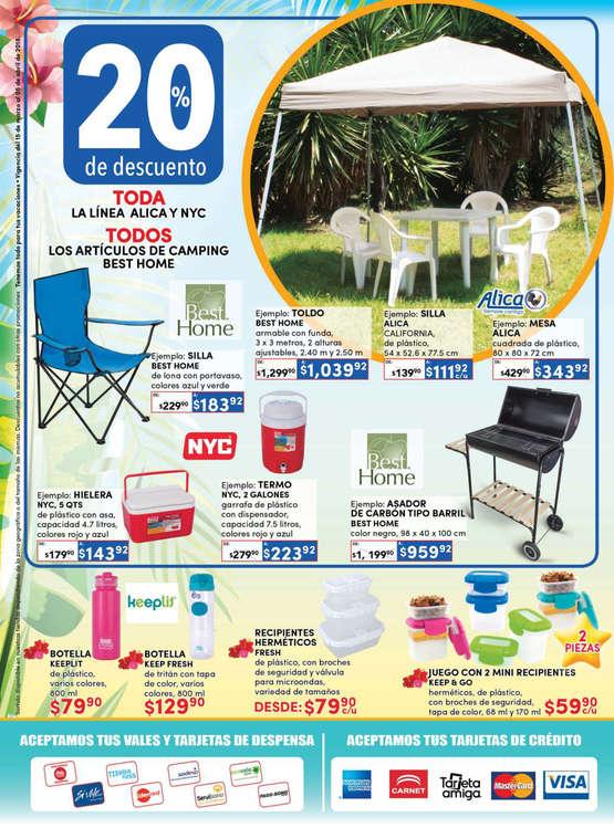 Mobiliario de jard n en yautepec de zaragoza cat logos for Ofertas mobiliario jardin