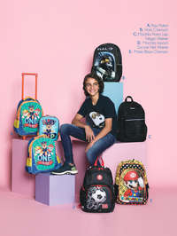 Back To School - Moda Infantil