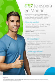 CR7 Te espera en Madrid
