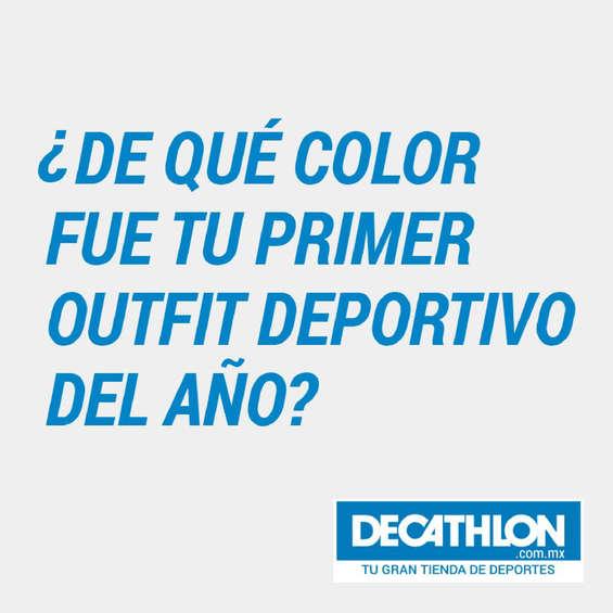 Ofertas de Decathlon, Tu primer outfit deportivo del año