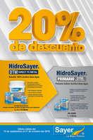 Ofertas de Sayer, 20% de descuento