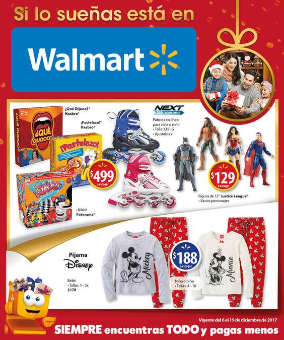 Ofertas de Walmart, Si lo sueñas está en Walmart