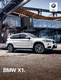 BMW X1 sDrive18iA Executive 2018