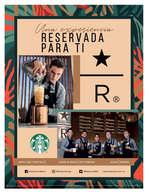 Ofertas de Starbucks, Una experiencia reservada para ti