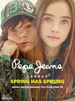 Ofertas de Pepe Jeans, Junior | SS pre-collection 2019