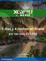 Ofertas de Citibanamex, 5 días en Xcaret