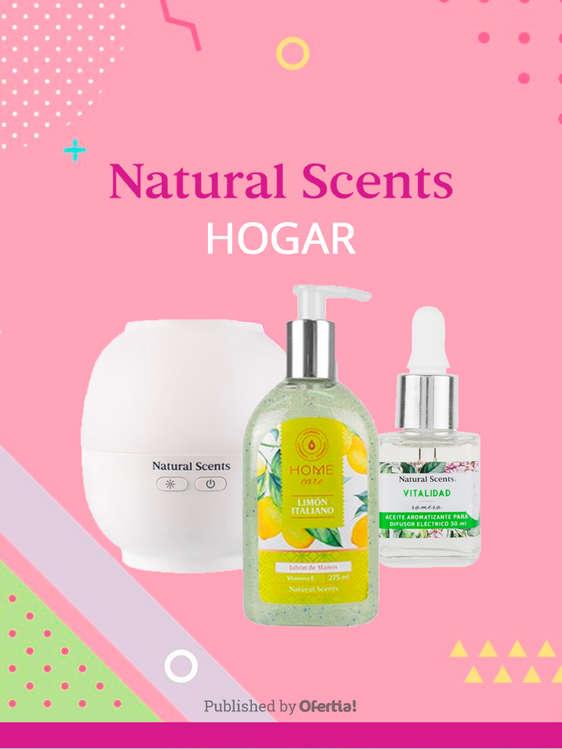 Ofertas de Natural Scents, Natural Scents: HOGAR