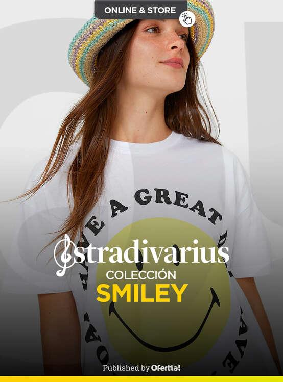 Ofertas de Stradivarius, Smiley