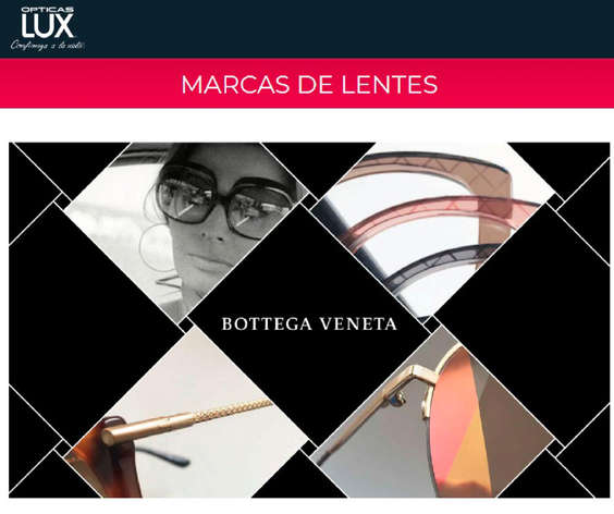 1fb3a1096e Ofertas de Lux, Bottega venetta de venta en lux. Ver Ofertas Lentes  progresivas
