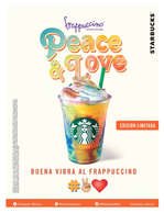 Ofertas de Starbucks, Peace & Joy