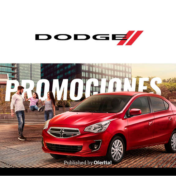 Ofertas de Dodge, Dodge promociones