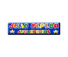 Catálogos de <span>JULIO CEPEDA JUGUETER&Iacute;AS</span>